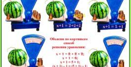 Уравнения, неравенства